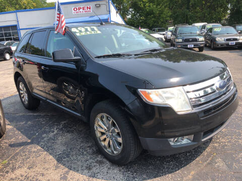 2008 Ford Edge for sale at Klein on Vine in Cincinnati OH