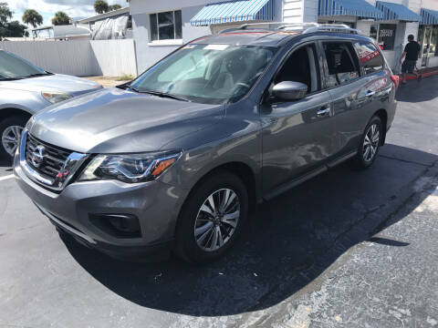 2018 Nissan Pathfinder for sale at Riviera Auto Sales South in Daytona Beach FL