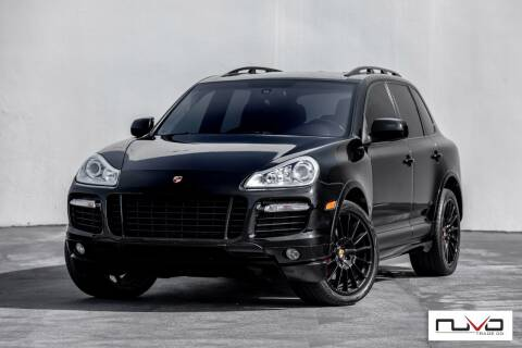 2009 Porsche Cayenne for sale at Nuvo Trade in Newport Beach CA