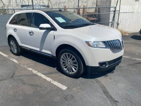 2013 Lincoln MKX for sale at Curry's Cars Powered by Autohouse - Brown & Brown Wholesale in Mesa AZ