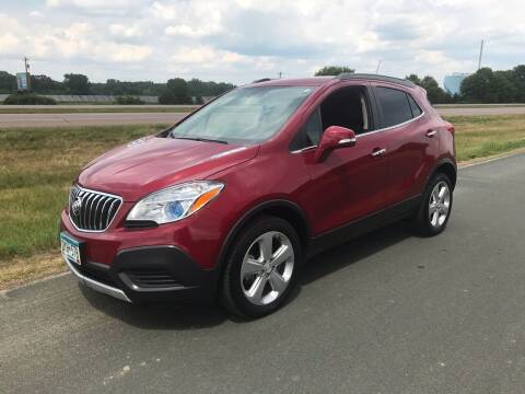 2016 Buick Encore for sale at Whi-Con Auto Brokers in Shakopee MN
