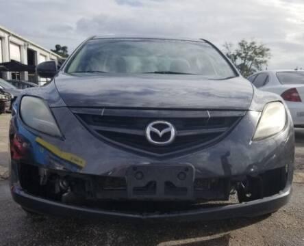 2012 Mazda MAZDA6 for sale at JacksonvilleMotorMall.com in Jacksonville FL