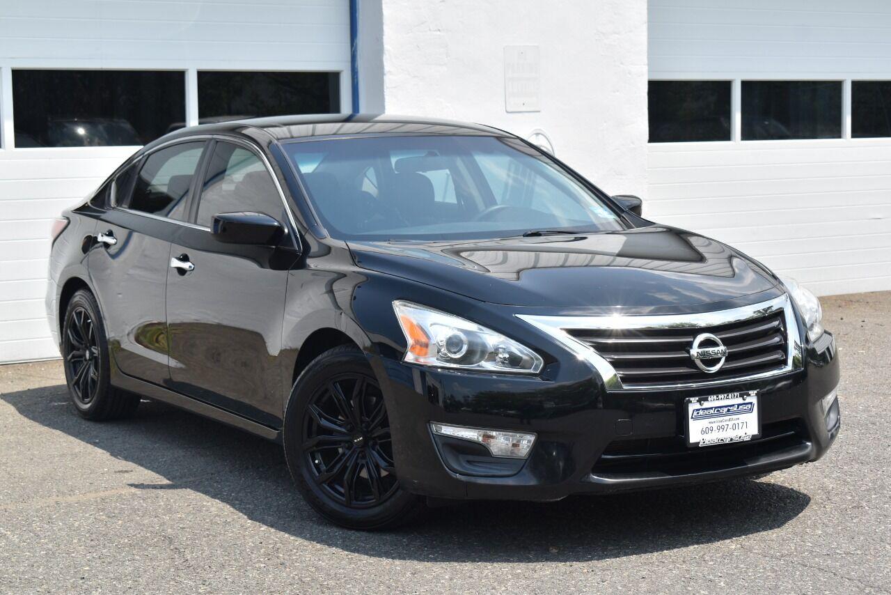 2014 Nissan Altima 2.5 S 4dr Sedan full