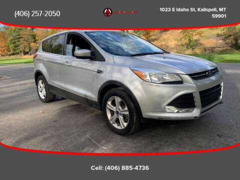 2014 Ford Escape for sale at Auto Solutions in Kalispell MT