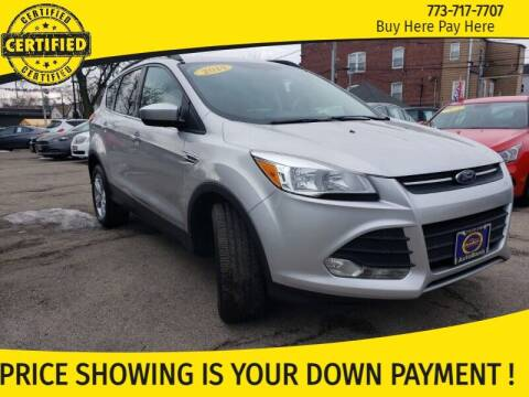 2014 Ford Escape for sale at AutoBank in Chicago IL