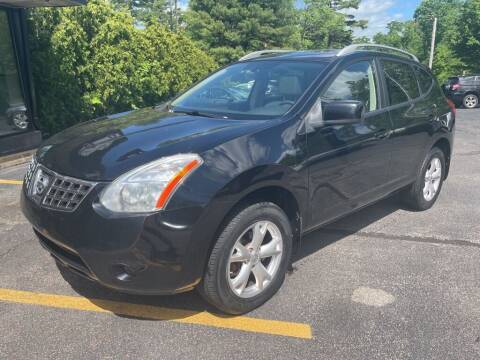 2009 Nissan Rogue for sale at Premier Automart in Milford MA