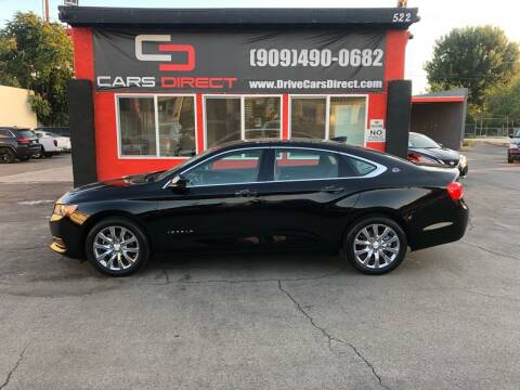 2015 Chevrolet Impala for sale at Cars Direct in Ontario CA