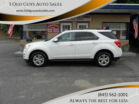 2012 Chevrolet Equinox for sale at 3 Old Guys Auto Sales in Newburgh NY