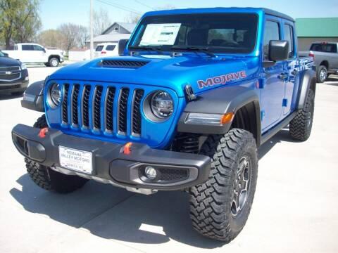 2021 Jeep Gladiator for sale at Nemaha Valley Motors in Seneca KS