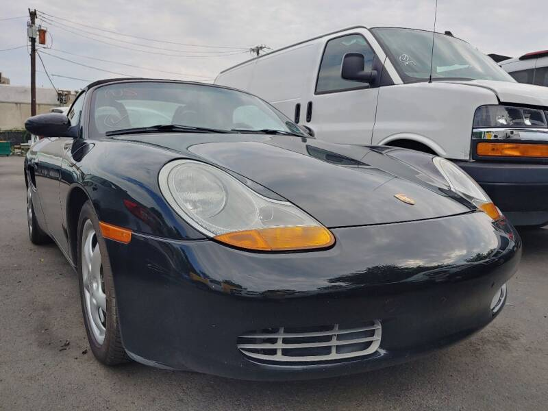 1997 Porsche Boxster for sale at Auto Direct Inc in Saddle Brook NJ