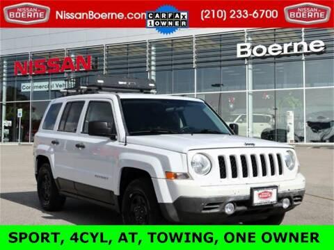 2015 Jeep Patriot for sale at Nissan of Boerne in Boerne TX