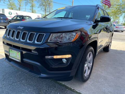 2018 Jeep Compass for sale at AUTORAMA SALES INC. - Farmingdale in Farmingdale NY