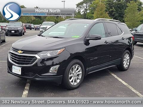 2019 Chevrolet Equinox for sale at 1 North Preowned in Danvers MA