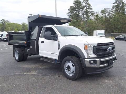 2021 Ford F-600 Super Duty for sale at Gentilini Motors in Woodbine NJ