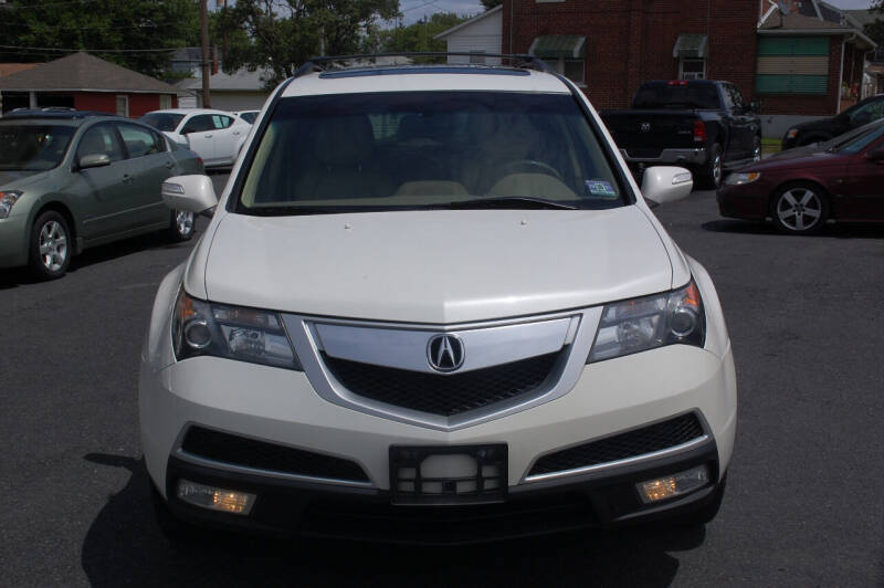 2010 Acura MDX for sale at D&H Auto Group LLC in Allentown PA