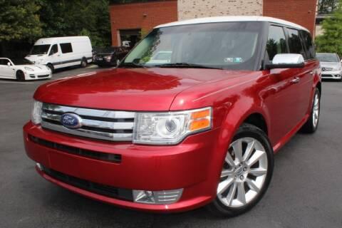 2011 Ford Flex for sale at Atlanta Unique Auto Sales in Norcross GA
