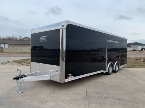 2021 ATC Raven Car Hauler 8.5x24 #1351 for sale at Prairie Wind Trailers, LLC in Harrisburg SD