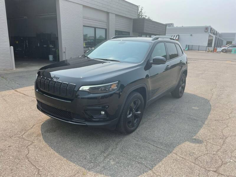 2019 Jeep Cherokee for sale at Dean's Auto Sales in Flint MI