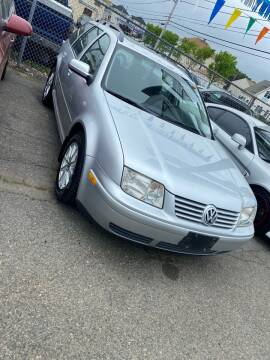 2005 Volkswagen Jetta for sale at Bob Luongo's Auto Sales in Fall River MA