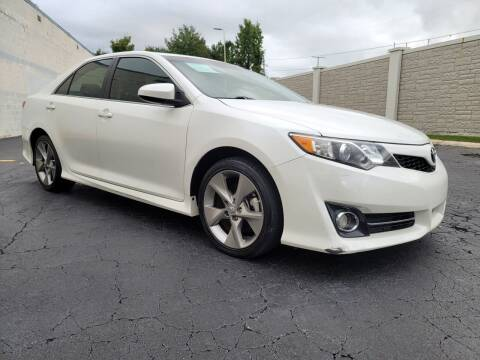 2012 Toyota Camry for sale at AUTO FIESTA in Norcross GA