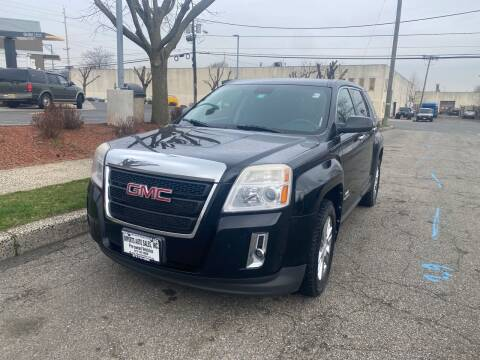 2012 GMC Terrain for sale at Imports Auto Sales Inc. in Paterson NJ