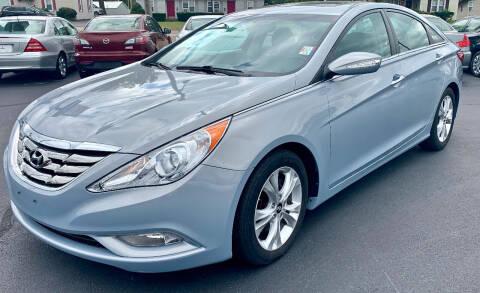 2011 Hyundai Sonata for sale at American Motors Inc. - Belleville in Belleville IL