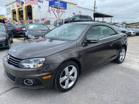 2012 Volkswagen Eos for sale at INTERNATIONAL AUTO BROKERS INC in Hollywood FL