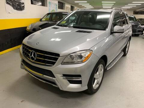 2013 Mercedes-Benz M-Class for sale at Newton Automotive and Sales in Newton MA