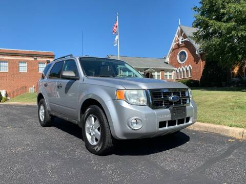 2010 Ford Escape for sale at Automax of Eden in Eden NC