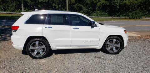 2014 Jeep Grand Cherokee for sale at On The Road Again Auto Sales in Doraville GA