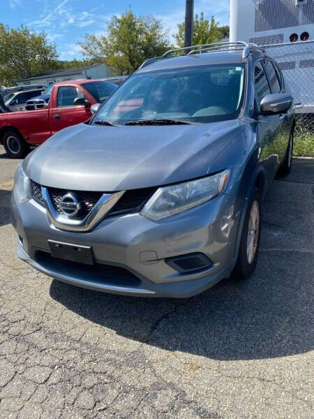 2014 Nissan Rogue for sale at Bob Luongo's Auto Sales in Fall River MA