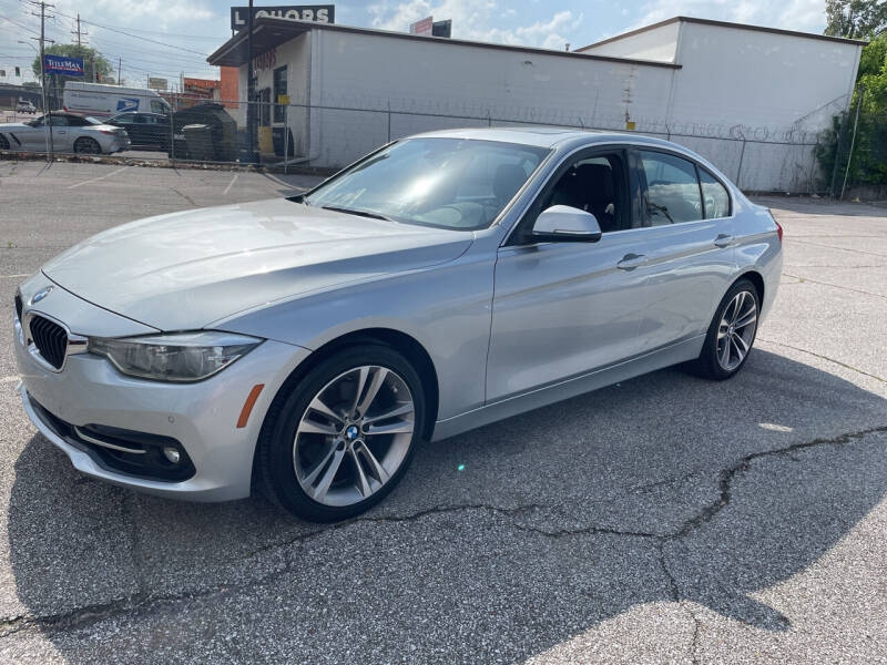 2017 BMW 3 Series for sale at East Memphis Auto Center in Memphis TN