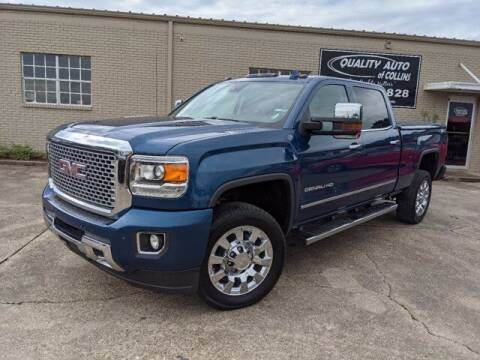 2015 GMC Sierra 2500HD for sale at Quality Auto of Collins in Collins MS