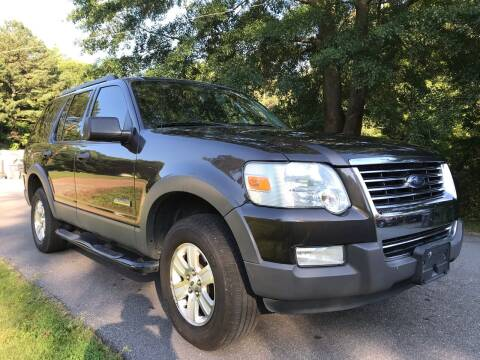 2006 Ford Explorer for sale at ATLANTA AUTO WAY in Duluth GA