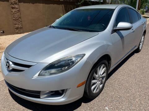 2012 Mazda MAZDA6 for sale at Premier Motors AZ in Phoenix AZ