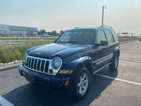 2007 Jeep Liberty for sale at CARLUX in Fortville IN