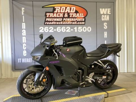 2019 Honda CBR600RR for sale at Road Track and Trail in Big Bend WI