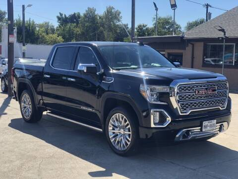 2019 GMC Sierra 1500 for sale at Safeen Motors in Garland TX