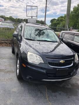 2014 Chevrolet Captiva Sport for sale at LAKE CITY AUTO SALES - Jonesboro in Morrow GA