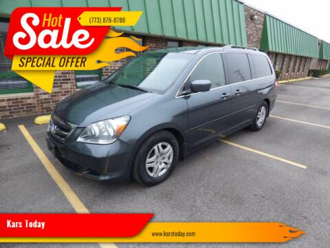 2005 Honda Odyssey for sale at Kars Today in Addison IL