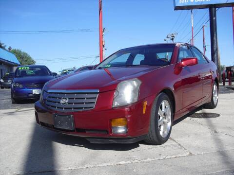 2005 Cadillac CTS for sale at Nationwide Auto Group in Melrose Park IL