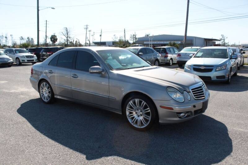 2007 Mercedes-Benz E-Class for sale at Jamrock Auto Sales of Panama City in Panama City FL
