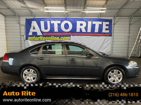 2013 Chevrolet Impala for sale at Auto Rite in Cleveland OH