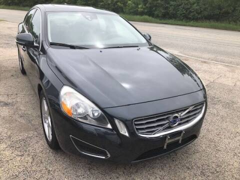 2012 Volvo S60 for sale at NORTH CHICAGO MOTORS INC in North Chicago IL