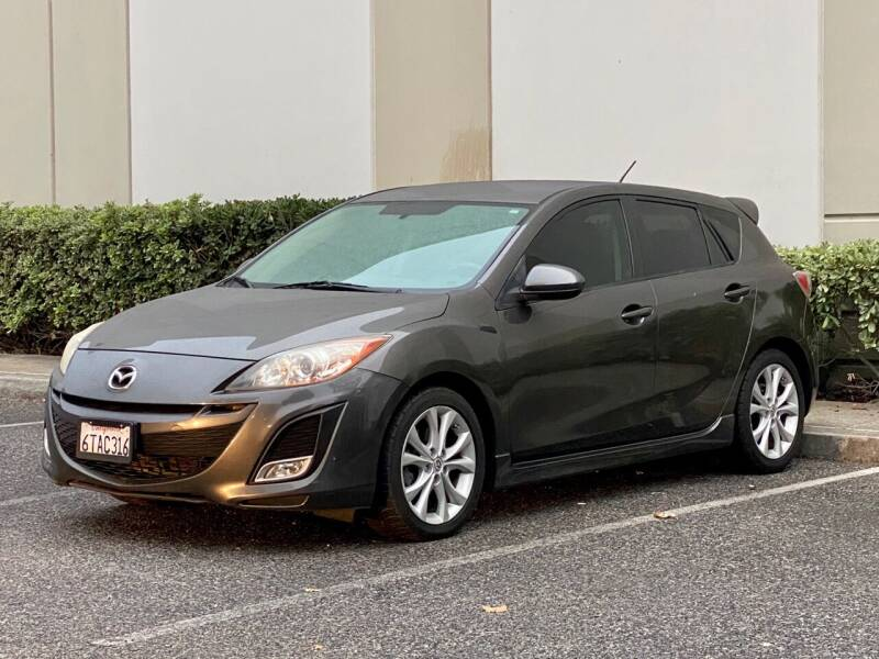 2011 Mazda MAZDA3 for sale at Carfornia in San Jose CA