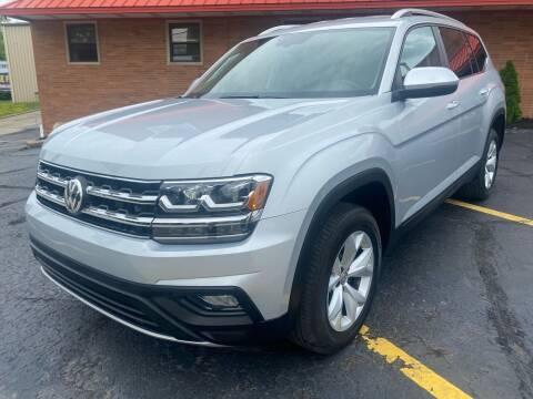 2019 Volkswagen Atlas for sale at Rusak Motors LTD. in Cleveland OH