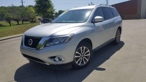 2016 Nissan Pathfinder for sale at A & A IMPORTS OF TN in Madison TN