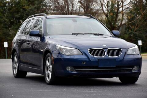 2008 BMW 5 Series for sale at Wheel Deal Auto Sales LLC in Norfolk VA