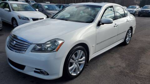 2009 Infiniti M35 for sale at GA Auto IMPORTS  LLC in Buford GA