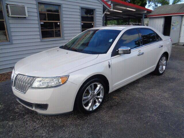 2010 Lincoln MKZ for sale at Z Motors in North Lauderdale FL